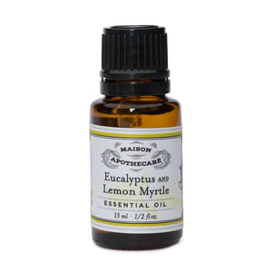 Eucalyptus and Lemon Myrtle Essential Oil
