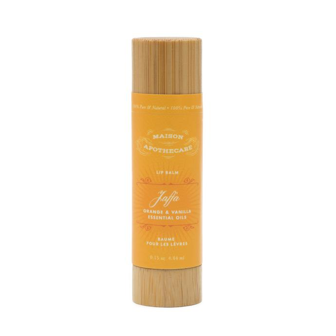 Orange & Vanilla Lip Balm