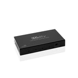 Cablesson HDelity 1x2 HDMI 2.0 Splitter with EDID (18G) - Active amplifier - Ultra HD, UHD, 2160p, HDR. 3D and 4k2k - 8k. For PS3/PS4, XboX One/360, DVD, BluRay, DVD, HDTV, Gaming and Projector