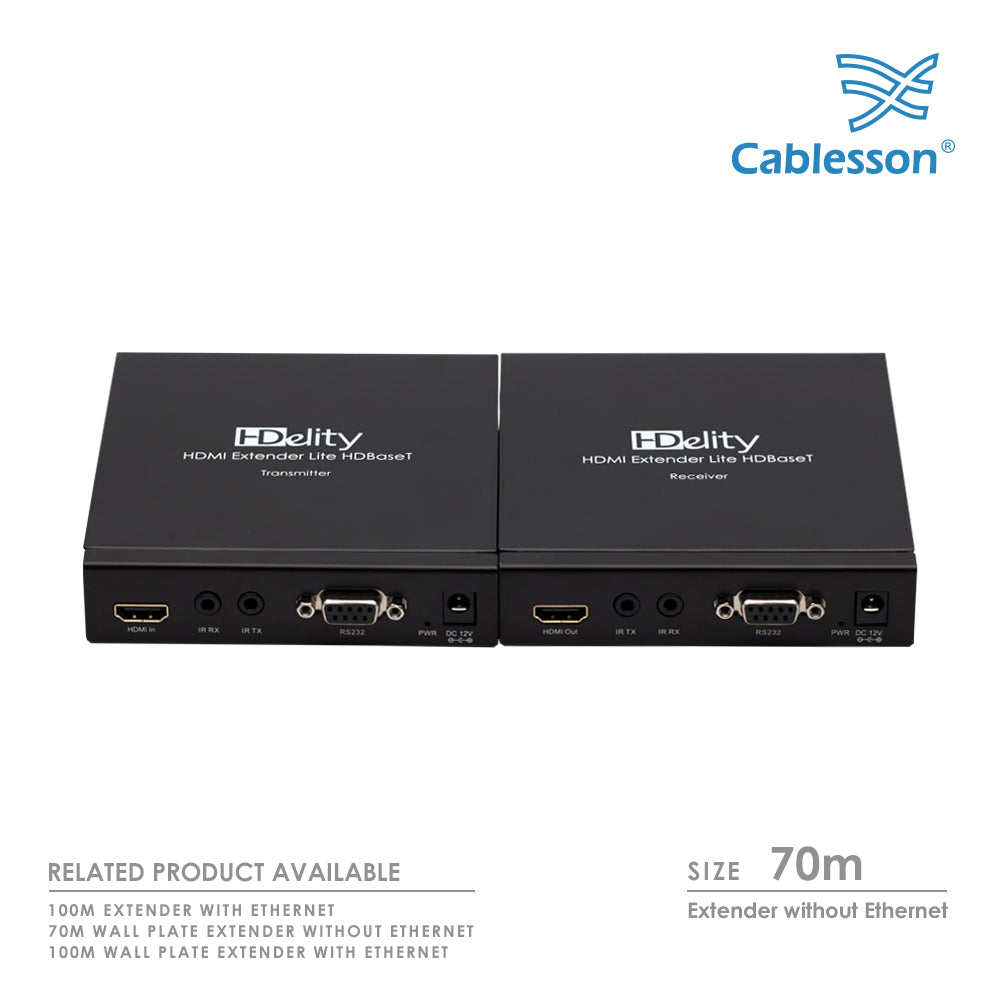 Cablesson HDBaseT Extender