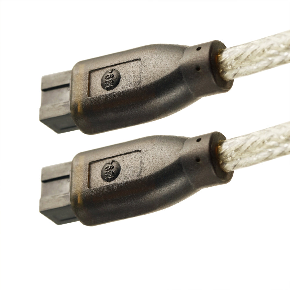 XO FireWire 800 Cable - 2m - 9 pin (male) to 9 pin (male) - IEEE 1394b (Compatible with MAC and PC) - 2 Metres PRO FusionXLS Cable