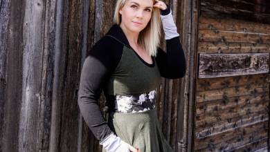 Canadian made women's clothing