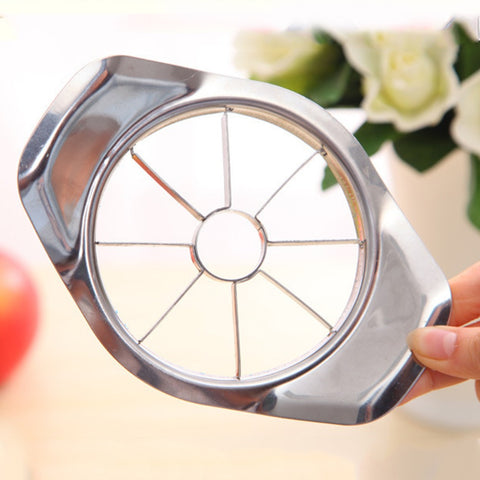 Image of Stainless Steel Apple Corer and Slicer