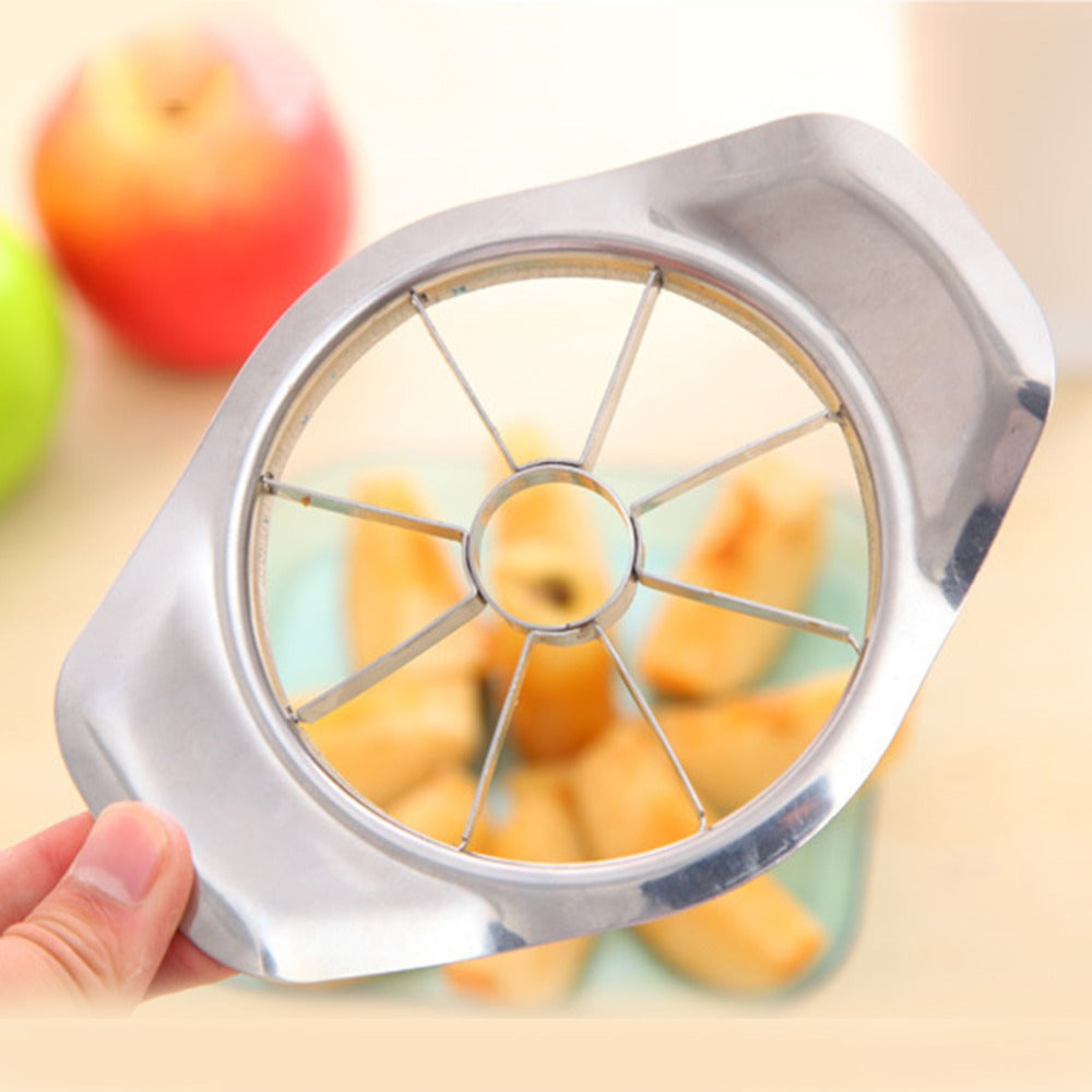 Stainless Steel Apple Corer and Slicer