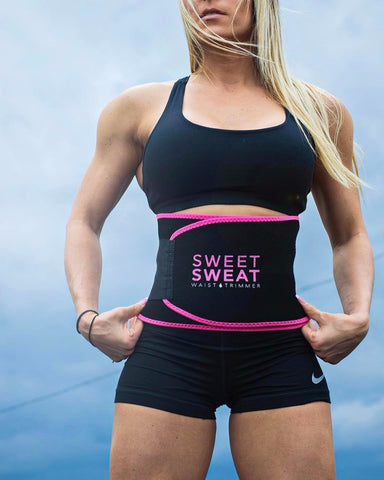 Sweet Sweat Premium Waist Trimmer With FREE Color Bag