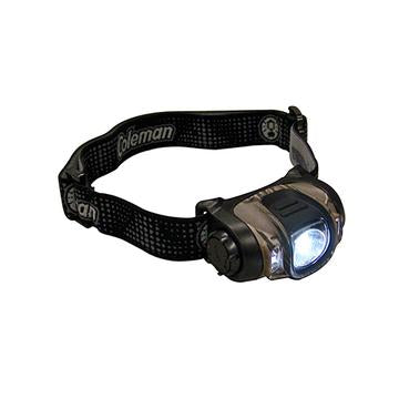 Coleman Headlamp Multi-Color LED, Camouflage