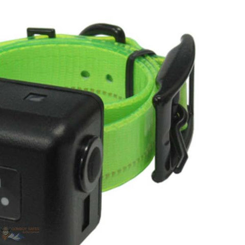 Image of Replacement Dog Training Collar Receiver, Fluorescent Green