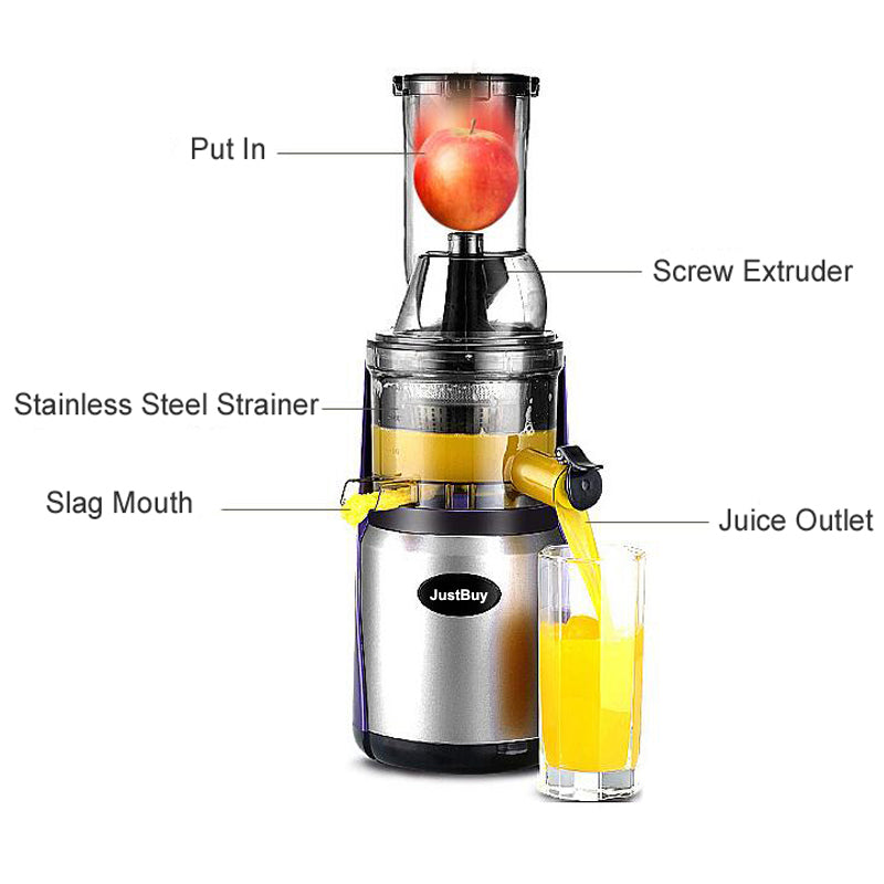 Motor Technology Fruit and Vegetable Juice