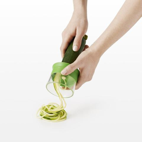 Image of Vegetable and Fruit Spiral Slicer