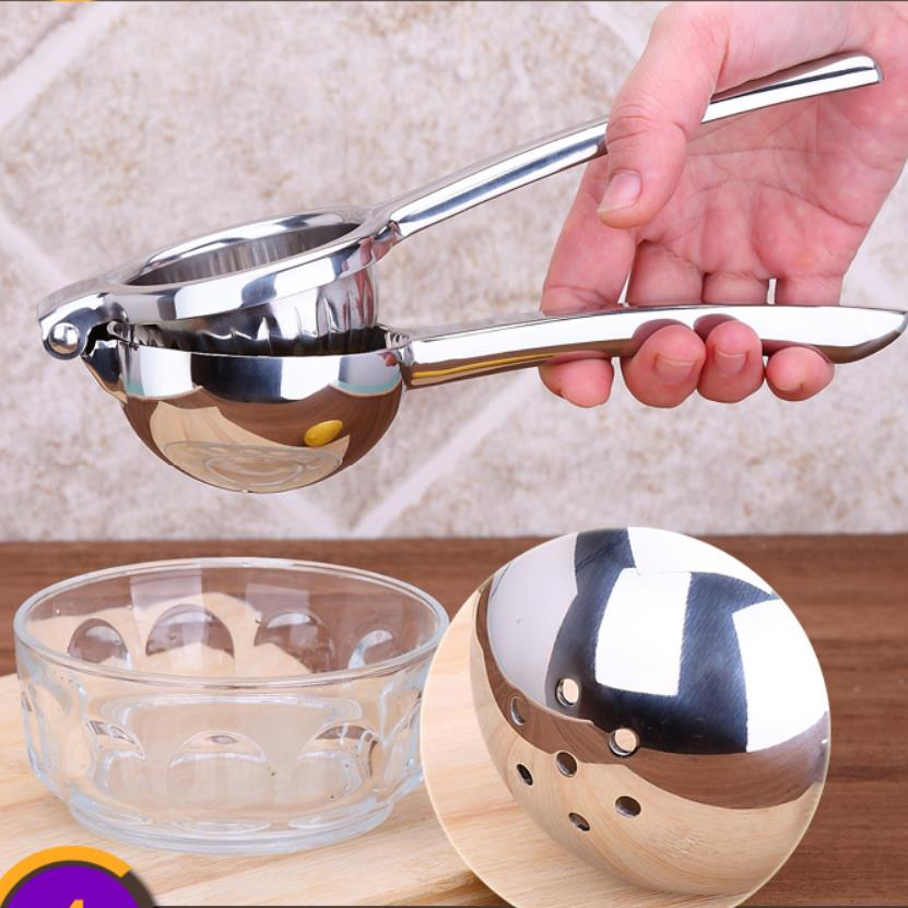 Stainless Steel Citrus Fruits Hand Squeezer