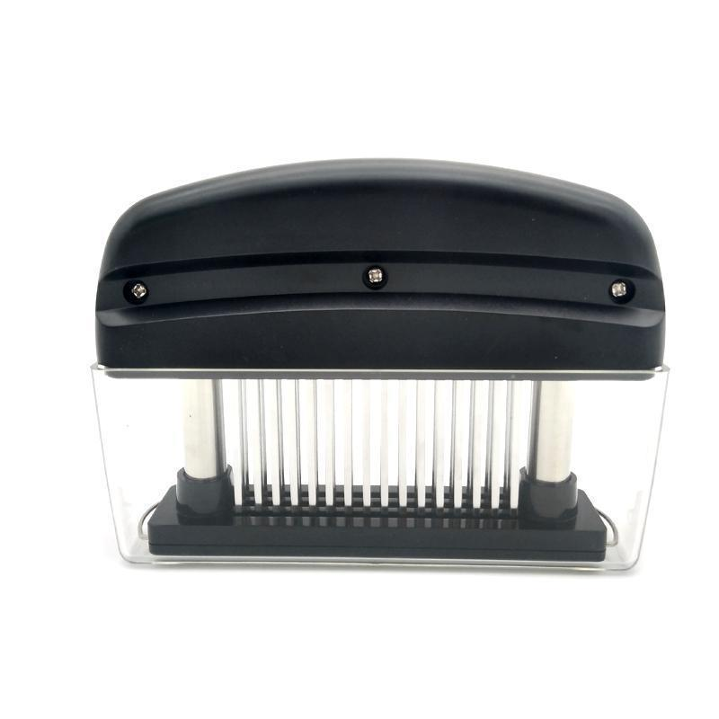 Quality Meat Tenderizer 48 Stainless Steel Razor-Sharp Blades