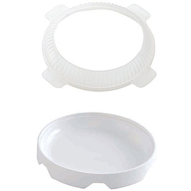 Round Silicone Cake Molder For Mousses Ice Cream Chiffon