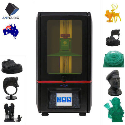 Image of ANYCUBIC Photon UV LCD 3D Printer with 2.8'' Smart Touch