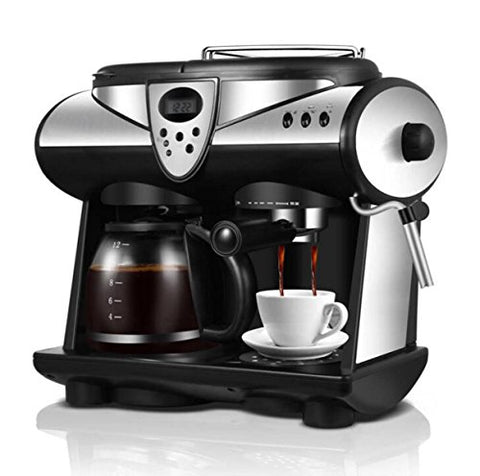 Full-automatic Cafe Americano Espresso and Cappuccino Latte Maker