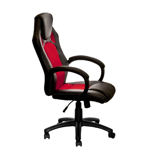 Image of Aleko Ergonomic Office Chair - Red