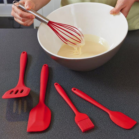 Image of Silicone Kitchen Cooking Tools