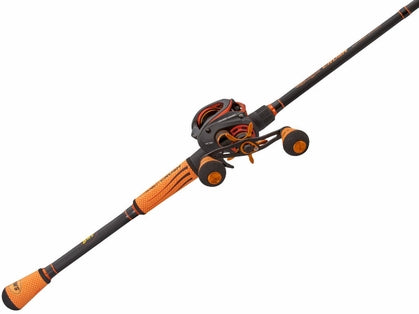 Image of Lew's Mach Crush Speed Spool SLP Bait Cast Combo