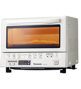 Panasonic PAN-NB-G110PW Flash Xpress Toaster Oven, White
