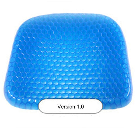 Image of New Fishing Chair Seat Cushion Home Gel Cushion Soft Elastic Comfortable Seat Pad Outdoor Fishing Accessories PJ161