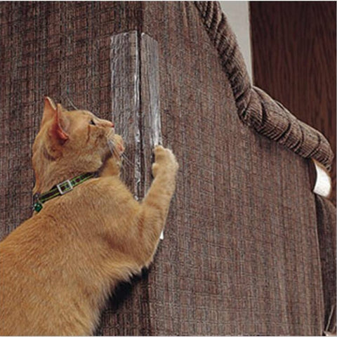 Image of Anti Cat Scratch Stick-On Shield