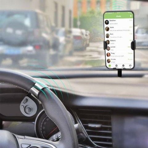 Image of Portable Car Wireless Mobile Phone Controller