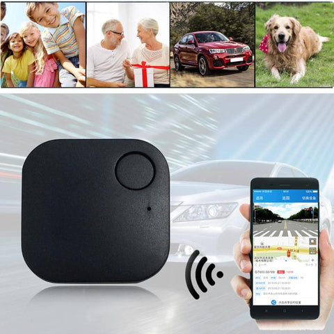 Waterproof Bluetooth Anti-lost GPS Tracking Device Remote Contorl Auto Mini Car Pets Kids Motorcycle Tracker Locator Hot Sale