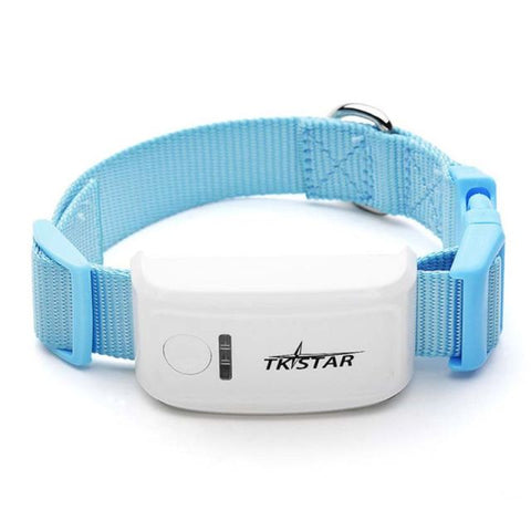 Image of 2021 New Waterproof Mini GPS Tracker Insert Collar Locator for Pets Cat Cow Dog Monitor