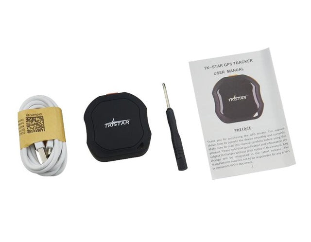 3G Waterproof Mini Portable GPS Tracker Realtime Tracking
