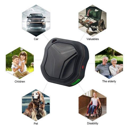 Image of 3G Waterproof Mini Portable GPS Tracker Realtime Tracking