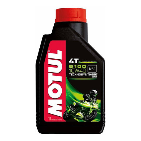 Motul 5100 Ester 4T Technosynthetic Oil 1L