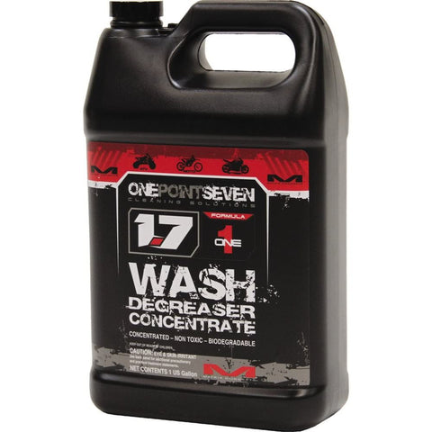 One Point Seven Formula 1 Wash Degreaser Concentrate