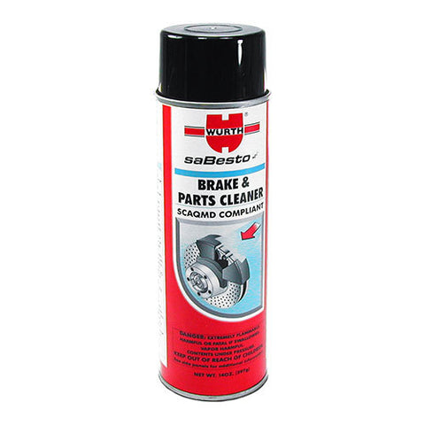 Wurth Brake and Parts Cleaner 408 g