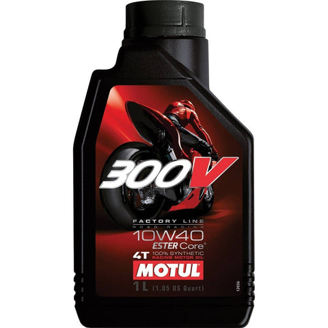 Motul 300V 4T Factory Line Synthetic Oil 1L