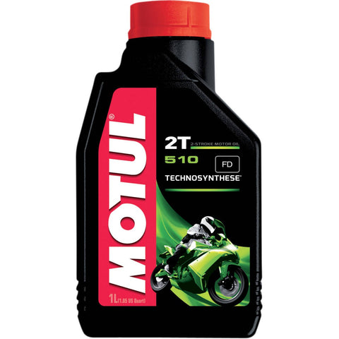 Motul 510 2T Technosynthetic Oil 1L