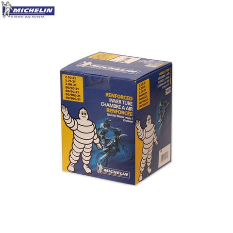 Michelin Motorcycle Tube 100/90-19 120/80-19