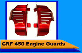 Storm Cycles Engine Guard CRF250  ST-CRE2EG & ST-CRF2EG