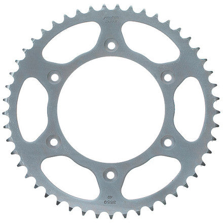 Sunstar 5-354751BK Works Triplestar Black 51-Teeth 520 Chain Size Rear Aluminum Sprocket