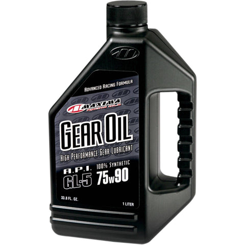 Maxima Hypoid Synthetic 75w 90 Gear Oil 1L