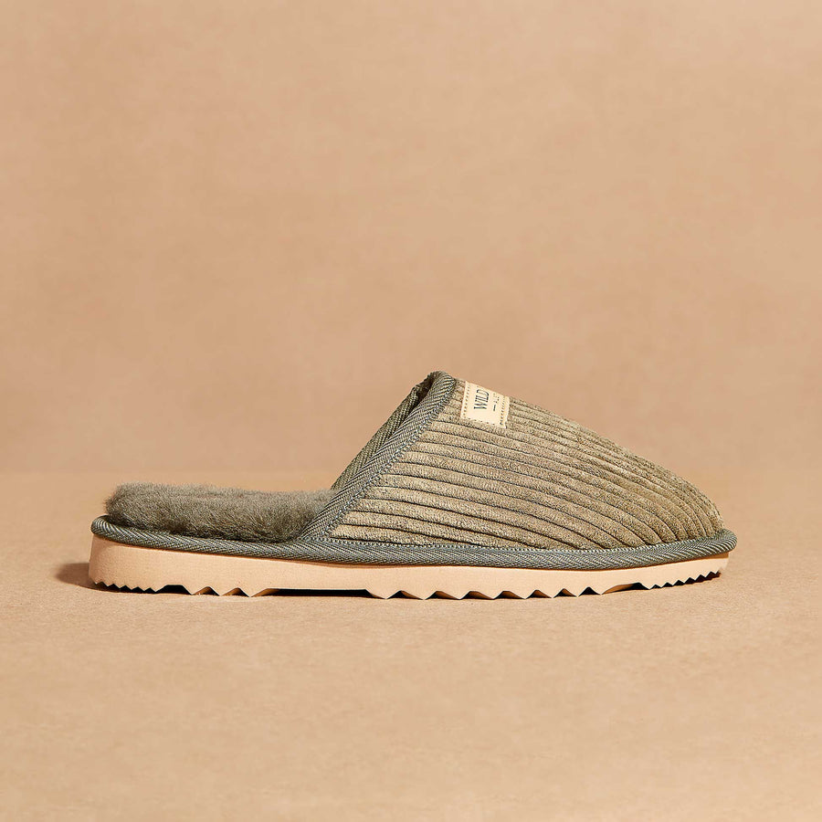 Corduroy Classic Slippers