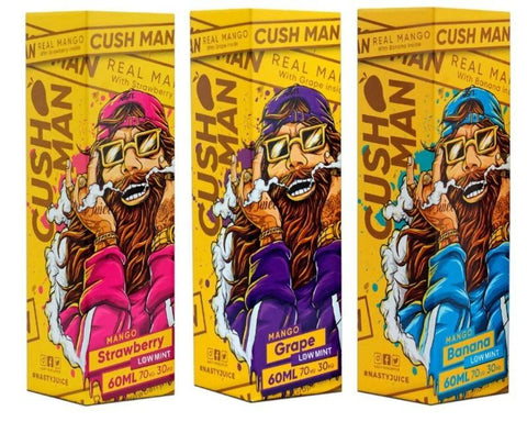 Nasty Cushman Series 60ml