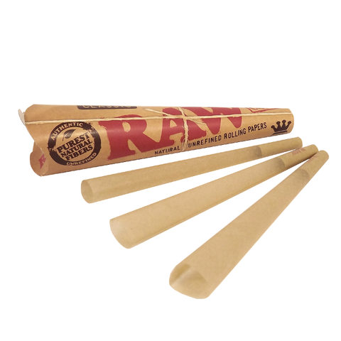 Conos Raw King Size 3-Pack
