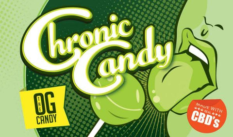 Paletas CBD Chronic Candy