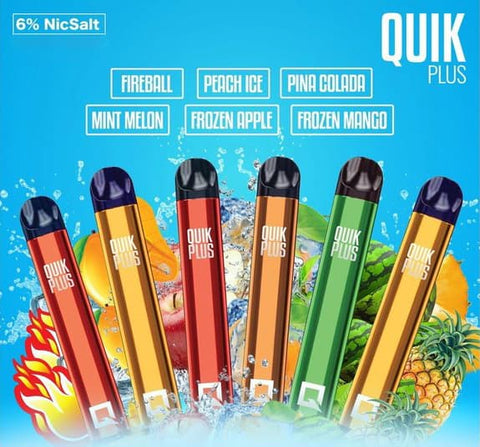 Quik Plus Desechable
