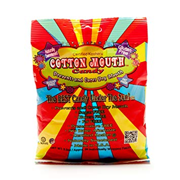 Dulces Cotton Mouth