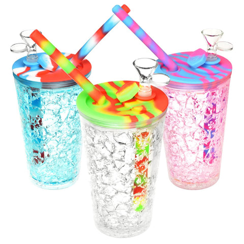 Bubbler Freezer Cup