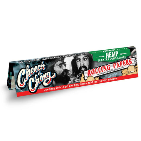 Cheech and Chong Hemp Kingsize