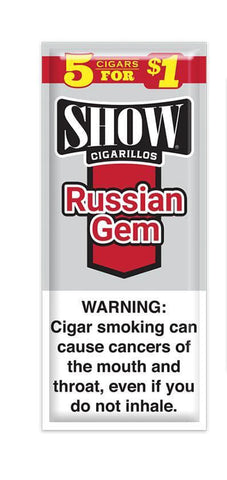 Show Cigarillos 5 Pack