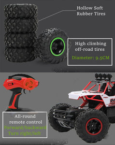 RC Buggy Car - 4WD
