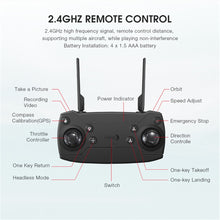 Load image into Gallery viewer, Eachine FOLLOW ME Quadcopter Drone Models E520S & E520 With 4K/1080P/720p HD Wide Angle Camera