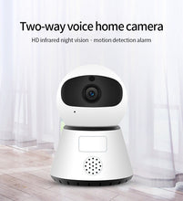 Load image into Gallery viewer, Wireless Mini IP Camera - Movement, Infrared, & Sound Detection